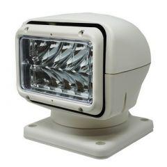 Acr Rcl95 White Led Searchlight WWiredWireless Remote Control 1224v-small image