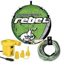 Airhead Rebel Kit WDeck Tube, Pump Tube Rope-small image