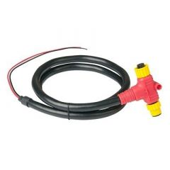 Ancor Nmea 2000 Power Cable With Tee 1m-small image