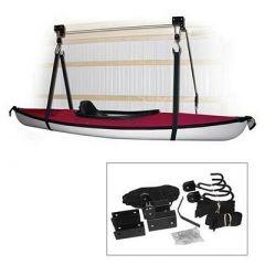 Attwood Kayak Hoist System - Black - Watersports Equipment-small image