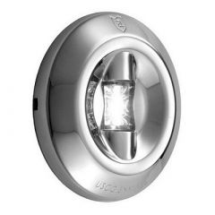 Attwood LED 3-Mile Transom Light - Round - Boat Navigation Light-small image