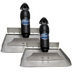 Bennett Bolt 18x9 Electric Trim Tab System Control Switch Required-small image