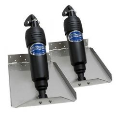 Bennett 912ed Electric Edge Mount Limited Space Trim Tab Kits 12v-small image