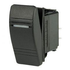 Bep Dpst Contura Switch 1Amber Led OffOn-small image