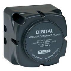 BEP Digital Voltage Sensing Relay DVSR - 12/24V - Marine Electrical-small image