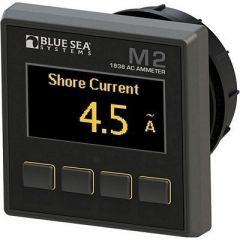 Blue Sea M2 AC Ammeter - Marine Electrical Part-small image