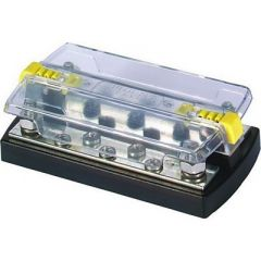 Blue Sea 2722 Dualbus Plus 14 Stud, 5 X 1032 Screw Terminal-small image