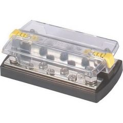 Blue Sea 2723 Dualbus Plus 516 Stud 5 X 10 32 Screw Terminal-small image