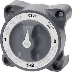 Blue Sea 3002 HD-Series Battery Switch Selector - Marine Electrical-small image