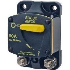 Blue Sea 7139 187 Series Thermal Circuit Breaker 50amp-small image