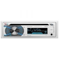 Boss Audio Mr508uabw SingleDin CdUsbSdMp3WmaAmFm Receiver WBluetooth-small image