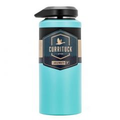Camco Currituck Wide Mouth Beverage Bottle 24oz Seafoam-small image