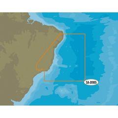 CMap 4d SaD905 Recife To Rio De Janiero-small image