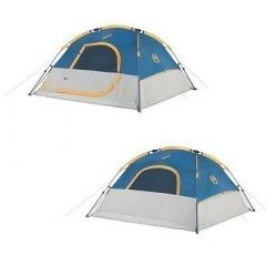 Coleman Flatiron 3P Instant Dome Tent - Camping Tents-small image