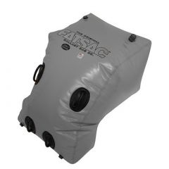 Fatsac Yamaha Jet Boat Custom 21 725 Pound Ballast Bag Fittings Included Grey-small image