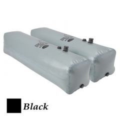 Fatsac Side Sac Ballast Bag Pair 260lbs Each Black-small image