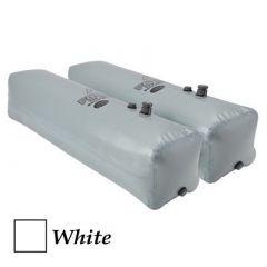 Fatsac Side Sac Ballast Bag Pair 260lbs Each White-small image
