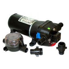 Flojet Heavy Duty Deck Wash Pump 40psi43gpm12v-small image