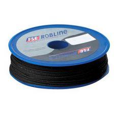 Robline Waxed Tackle Yarn 08mm X 40m Black-small image