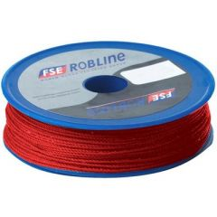 Robline Waxed Tackle Yarn 08mm X 40m Red-small image