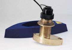 Furuno 525stidMsd Bronze ThruHull Multisensor W HighSpeed Fairing Block, 600w 10Pin-small image
