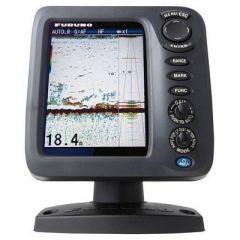 """Furuno FCV628 5.7"""" Fishfinder w/RezBoost - Marine Fish Finder-small image"""