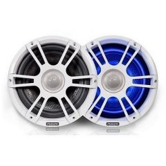Fusion Fl88spw Signature Series Speakers 88 Sport Grill Pair White-small image