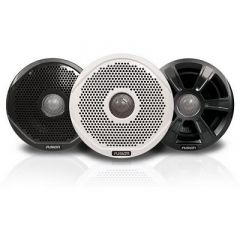 Fusion Fr6022 6 Round 2Way Ipx65 Marine Speakers 200w Pair W3 Speaker Grilles Provided-small image