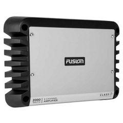 Fusion SgDa8200 Signature Series 2000w 8 Channel Amplifier-small image