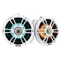 Fusion SgFlt882spw 88 Wake Tower Speakers WCrgbw Led Lighting White-small image