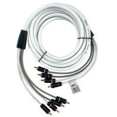 Fusion ElFrca6 6 Standard 4Way Rca Cable-small image