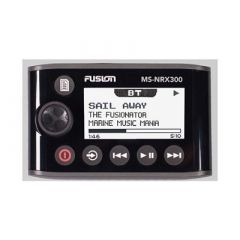Fusion Ms-Nrx300 Reman Wired Remote For Nmea 2000 Compatible Units-small image