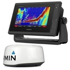 Garmin Gpsmap 742xs Display WGmr 18 Hd Radar Bundle-small image