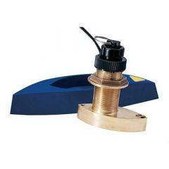 Garmin B744V 600W Triducer 50/200kHz f/GSD-24 - Fish Finder Transducer-small image