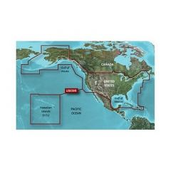 Garmin Bluechart G3 Hd Hxus604x Us All Canadian West MicrosdSd-small image