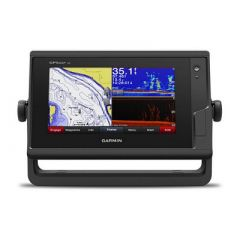 "Garmin Gpsmap742xs Reman 7"" Plotter/Fishfinder Us Coastal No Transducer-small image"
