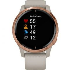 Garmin Venu Sportswatch, Sand/Rose Gold REFURB 010-N2173-21-small image