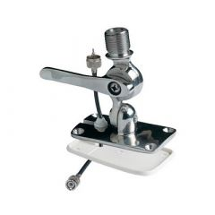 Glomex Low Profile 4Way Stainless Steel Ratchet Mount-small image