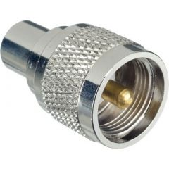 Glomex Fme Male To Pl259 Male Adapter FGlomeasy Antennas-small image
