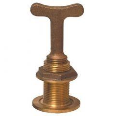 Groco Garboard Drain WInside THandle Plug-small image