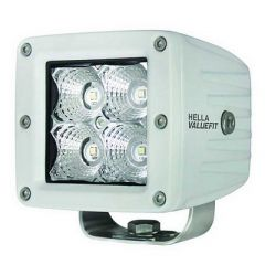 Hella Marine Value Fit Led 4 Cube Flood Light White-small image