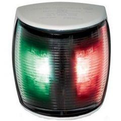 Hella Marine Bsh Naviled Pro BiColor Navigation Lamp 2nm White Housing-small image