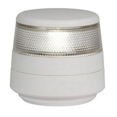 Hella Marine Naviled 360 Compact All Round White Navigation Lamp 2nm Fixed Mount White Base-small image