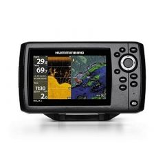 Humminbird Helix 5 Chrip DI GPS G2 Combo - Marine Fish Finder-small image