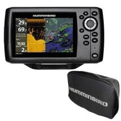 Humminbird Helix 5 Chirp Di Gps G2 Combo WFree Cover-small image