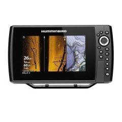 Humminbird Helix 8 Chirp Mega Si FishfinderGps Combo G3n Display Only-small image