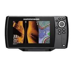 Humminbird Helix 7 Chirp Mega Si FishfinderGps Combo G3 WTransom Mount Transducer-small image