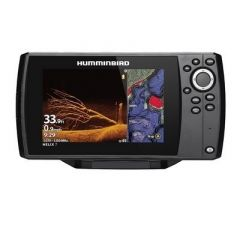 Humminbird Helix 7 Chirp Mega Di FishfinderGps Combo G3n WTransom Mount Transducer-small image