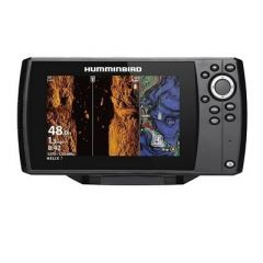 Humminbird Helix 7 Chirp Mega Si FishfinderGps Combo G3n WTransom Mount Transducer-small image