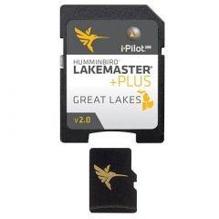 Humminbird Lakemaster Plus Chart Great Lakes Edition-small image